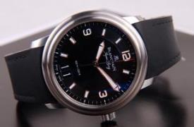 新款精仿手表莱芒湖正品官图对比