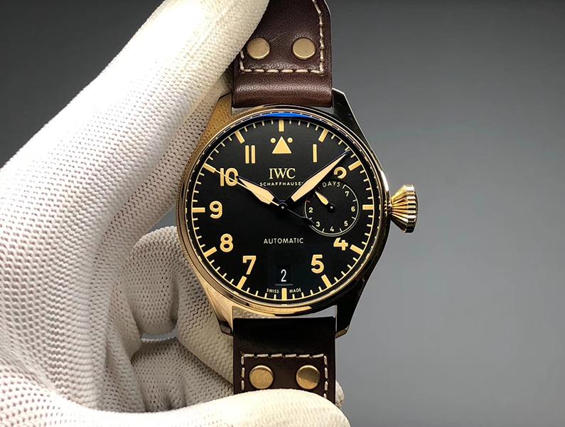 【ZF】青铜大飞 大型飞行员腕表