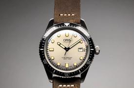 复古性潜水腕表