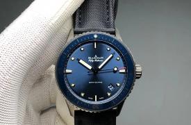【ZF】新款五十噚 43mm蓝色钛陶瓷壳