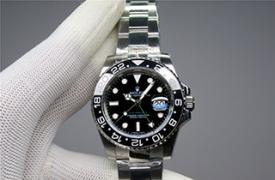 【N】格林尼治 GMT 黑圈 116710LN-78200