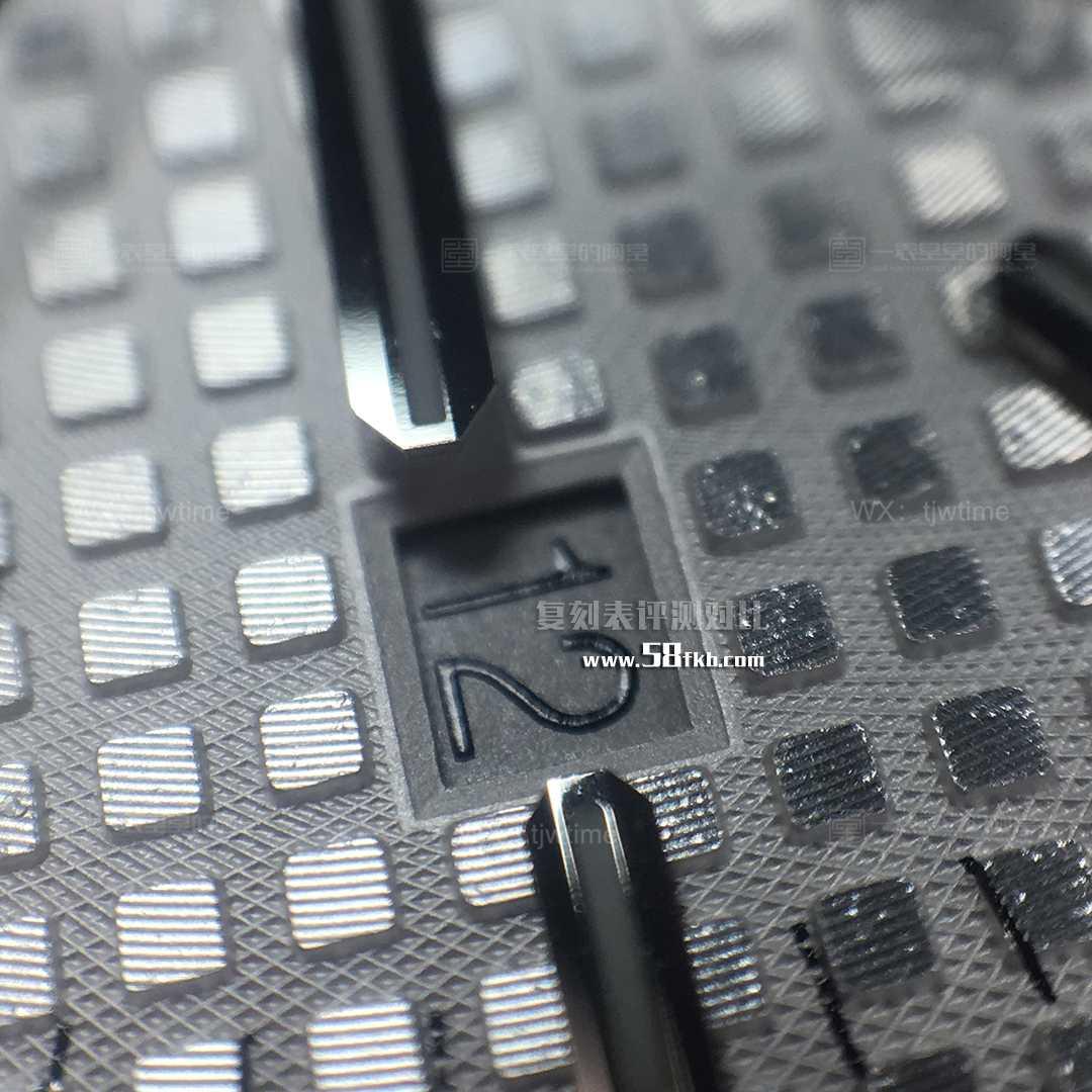 JF ap15400日历窗细节微距