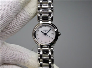 【GS】(女款)优雅心月 石英机芯 贝母面 钻石刻度