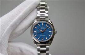 【VS】海马AT150 女款 蓝面金钉 220.10.34.20.03.001