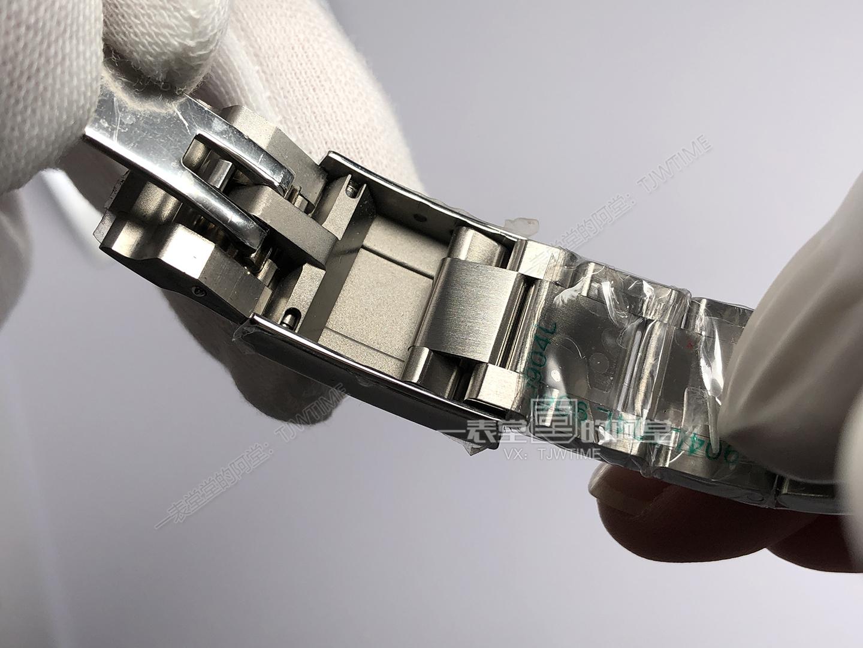 N厂V3版4130机迪通拿表扣微调可调节半截表带长度