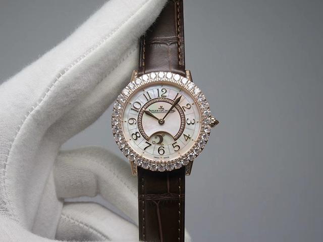 【ZF】女款约会 新款36毫米玫瑰金钻圈 3432570