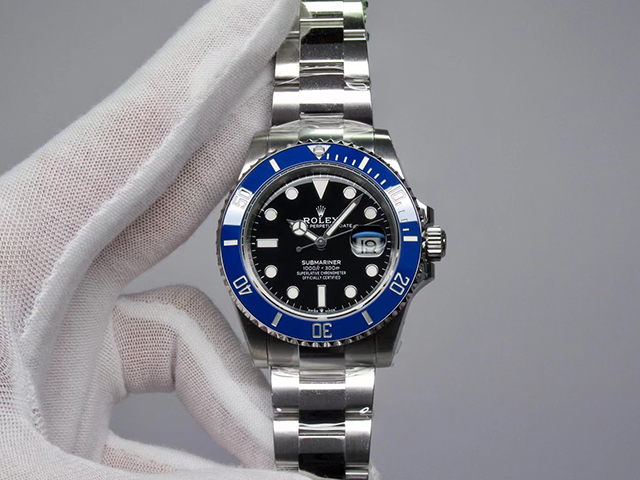 【VS】新41mm蓝水鬼 m126619lb-0003